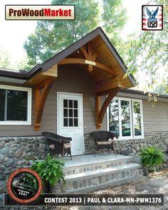 Cedar Brackets build By Pro Wood Market