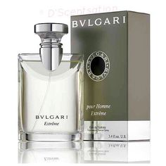 ✨Available Online✨Shop Now!! :::::::: You are never fully dressed without a perfume. Capture the classic yet modern scent of Bvlgari Pour Homme Extreme. Refreshing and Enduring.