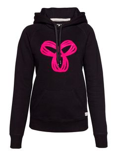 TNA Pullover Hoodie with Chenille Spiro in black and pink Tna Sweater, Sweater Coats, Sweater Jacket, Black Sweaters, Casual Outfits, Cute Outfits, Fashion Outfits, Casual Clothes, Sexy Workout Clothes