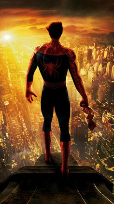 Spider-Man 2 Authentic Original Movie Poster: U. One Sheet Advance listing is guaranteed for Spider-Man 2 as an original movie poster issued either directly from the film studio or an authorized distributor. Spider Man 2, Every Spider Man, Amazing Spiderman, Spiderman Art, Raimi Spiderman, Kirsten Dunst, Spider Man Trilogy, Cinema Posters, Movie Posters