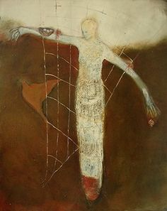 I just voted on Jeanie Tomanek's  submission in the Saatchi Online Showdown art competition! Vote for your favorites.