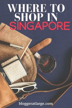 The absolute best places to shop around Singapore. Know the in's and out's of traveling to this destination in Asia. My tips will help with your vacation planning and itinerary ideas! Singapore Guide, Singapore Travel Tips, Singapore Itinerary, Singapore Vacation, Cruise Travel, Hawaii Travel, Shopping Travel, Asia Travel, Italy Travel