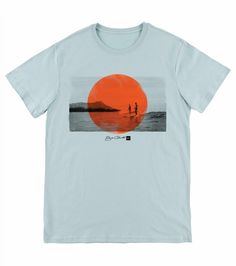 Staged zoom image for O'Neill JACK O'NEILL FULL FRAME TEE - BLUE - Image 1