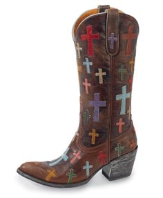 <3 LOVE these boots. Lauren Alaina wears them on her album cover <3