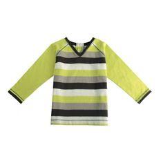 TEDDY BB T-shirt ML enfant coton bio - Ideo - Milk&Green