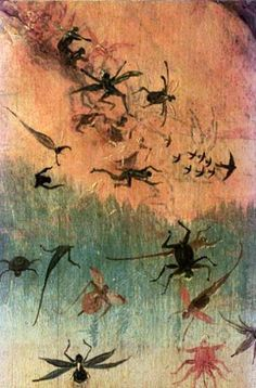 The Colours of Hell: Hieronymus Bosch