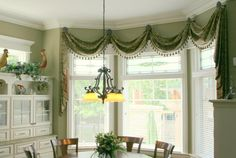 Having great windows is a major plus in any home–they add character and provide much coveted natural light. Without window treatments, however, the space will look unfinished. – Check Out THE IMAGE for Many Ideas for Modern Window Treatments. Transom Window Treatments, Modern Window Treatments, Kitchen Window Treatments, Transom Windows, Bay Windows, Window Coverings, Bow Window Curtains, Window Blinds, Classic Window