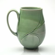 Large Coffee Mug made by Jeff Campana