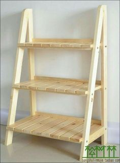 Could this be modified to steps for kids to get into reading loft? Could this be modified to steps for kids to get into reading loft? Craft Room Shelves, Kids Room Bookshelves, Bookshelf Ideas, Ladder Bookcase, Pallet Shelves Diy, Ladder Bookshelf, Bookshelf Plans, Bookcase Headboard, Shelving Ideas