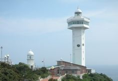 Lighthouses of South Korea: Goheung Area, New Geomundo