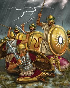 Greci contro Cartaginesi ai tempi di Dioniso I di Siracusa (405-367 a.C.)