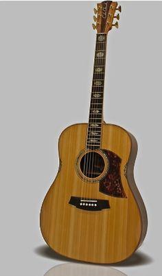 Cole Clark guitars . . .wow . .