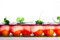 10 Must-Try Tasting Menus in San Francisco | Zagat Blog    This is the inverted tomato tart at Coi