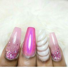 By Zuri #nails #brooklynnails #barrysbeautybar
