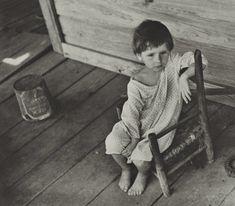 Laura Minnie Lee Tengle, Hale County, Alabama, 1936 by Walker Evans