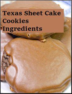 Fun Cookies, Cake Cookies, Cookies Ingredients, Special Recipes, Just Desserts, Cookie Recipes, Treats, Fruit, Easy