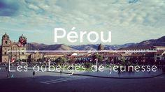 Aujourd'hui j'avais envie de vous donner mes quelques adresses d'auberges de jeunesse que j'ai appréciées au Pérou pendant mon voyage (pour voir mon itinéraire, c'est …