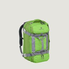 Green CUSHY EDC Camping Outdoor Travel Equipment Durable Quick Releae Lugg trap with tainle teel Releae Type
