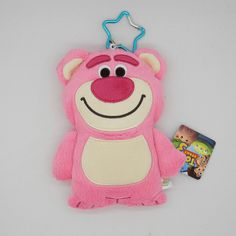 Disney Toy Story Lots-O'-Huggin Bear 20cm doll card holder (Imported from Japan)  反斗奇兵(Toy Story)勞蘇熊(Lots-O'-Huggin' Bear)20cm公仔八達通套/卡套  http://www.ebay.com/itm/Disney-Toy-Story-Lots-O-Huggin-Bear-20cm-doll-card-holder-Imported-Japan-/300841863383?pt=TV_Movie_Character_Toys_US=item460b9288d7  http://hk.f1.page.auctions.yahoo.com/hk/auction/1133323236
