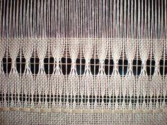 rigid heddle weaving | Weaving Leno on a Rigid Heddle Loom | Cotton Clouds Blog