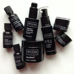 How many Revision Skincare products have you tried?