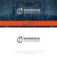 Design a logo for a local church by BADzigns
