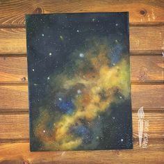 If you want to learn how to create your own galaxies you can check my Skillshare and Graphy My Etsy Store is open where I sell only originals. #watercolor #watercolorgalaxy #nebula #space Watercolor Galaxy, Galaxies, Etsy Store, Originals, Create Your Own, Space, Yellow, Check, Diy