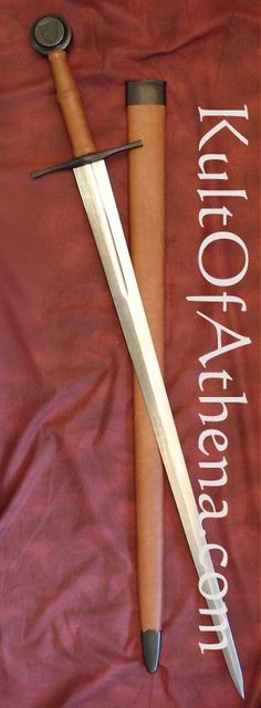 Hanwei Hand and a Half Sword - Antiqued