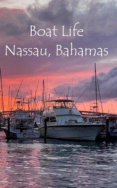 Boat Life is Bahamas Life Bahamas Resorts, Bahamas Honeymoon, Nassau Bahamas, Caribbean Vacations, Caribbean Sea, Paradise Island, Island Life, New Providence Bahamas, Ocean Master