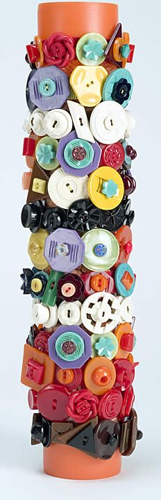 TO DO: Create some button bracelets from my huge stash!