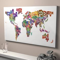 Vintage world map mural part 2 of 9 number b1 wood wall decor fine vintage world map mural part 2 of 9 number b1 wood wall decor fine arts pinterest gumiabroncs Choice Image
