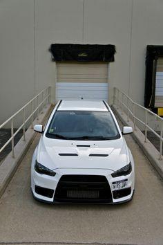 Love the EVO most in white.