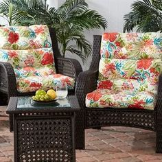 Buy Outdoor Cushions & Pillows Online at Overstock | Our Best Patio Furniture Deals