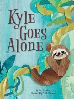Cover image for Kyle goes alone