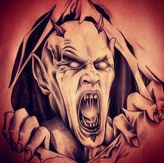 Devil draw