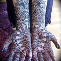 muslim wedding | Tumblr | henna