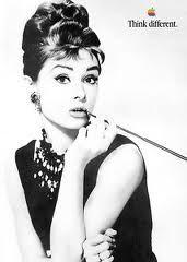 Think Different _ Audrey Hepburn