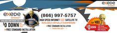 Satellite Internet Franklinton, Louisiana