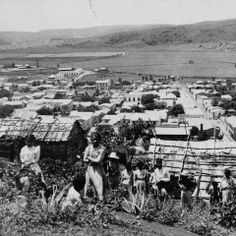 Yauco, Puerto Rico (c1899). My hometown back in Puerto Rico www.combatebeach.com