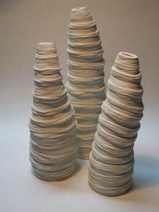 Sara's ceramics  This could be Christmas trees