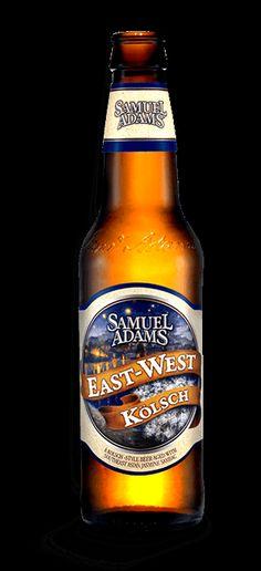Sam Adams East-West Kolsch