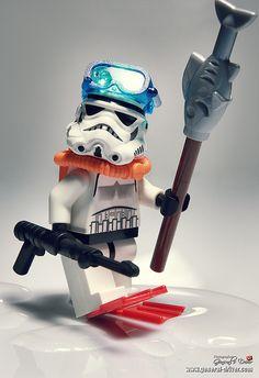 Water trooper