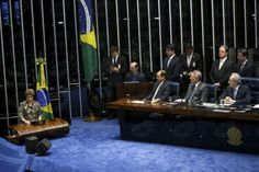 "Senadora diz que impeachment ""nasceu da vingança sórdida de Eduardo Cunha"" - http://po.st/gdNTMt  #Política - #Dilma-Rousseff, #Impeachment, #Julgamento"