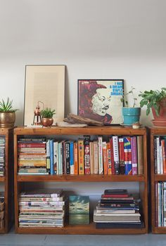 In Minneapolis, Crafting a Space for Home and Work | Design*Sponge #luluorganics