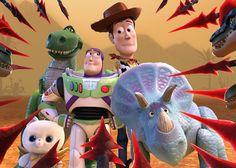 Toy Story Tat Time Forgot