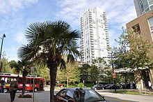 Fav Vancouver location, the West End by English Bay