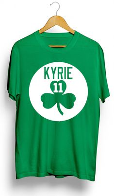 dbb5104593b Kyrie Irving Boston Celtics T-Shirt