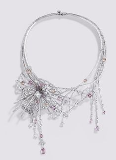 c6d46cee247 Paris-based jewelry designer Lorenz Bäumer, that had designed anonymously  for Chanel and Baccarat, designed a fine jewelry collection for Louis  Vuitton
