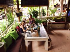 alchemy - amazing raw cafe in ubud