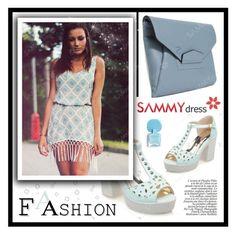 """Fashion"" by amra-sarajlic ❤ liked on Polyvore featuring sammydress"
